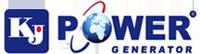 KJ Power logo