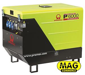 Pramac P 6000 230V