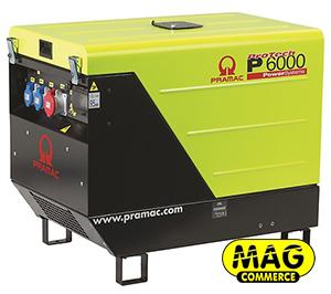 Pramac P 6000 400V