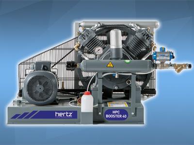 Booster visokotlačni kompresori