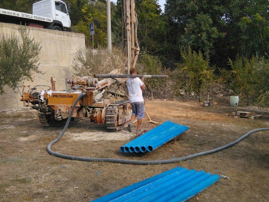 bušenje bunara