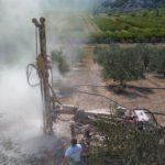 MAG Commerce - bušenje bunara za navodnjavanje maslinika