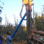 MAG Commerce - postavljanje cijevi za bunar