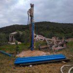 MAG Commerce - postupak bušenja bunara
